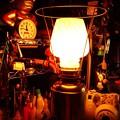 Photos: ランプの明かり