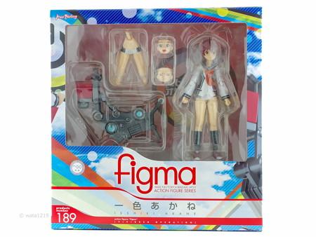 figma一色あかね 箱正面