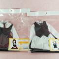 Photos: 天使の衣-ボルドーカフェスタイルセット&ブラックカフェスタイルセット