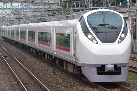 E657系@松戸-金町間 [7/24]