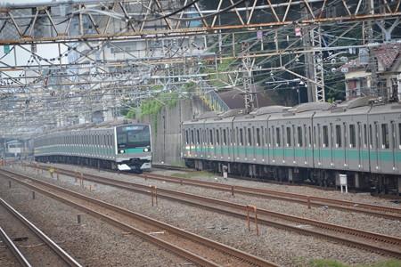 E233系2000番台×2@松戸-金町間 [7/24]