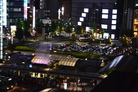 駅前@京都駅 [8/20]
