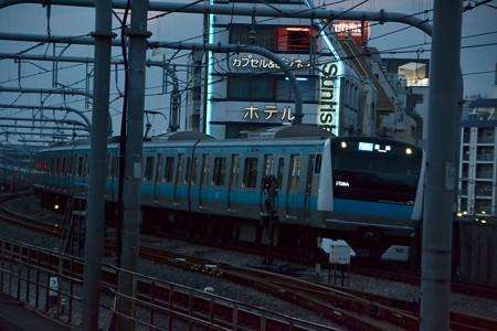 E233系1000番台@赤羽駅 [9/3]