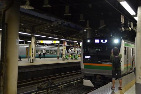E653系×E233系3000番台@上野駅 [9/3]