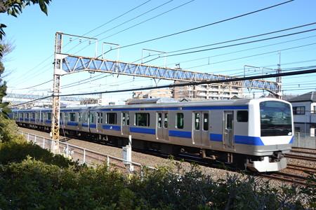 E531系@馬橋-北松戸 [1/20]
