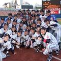 第8回関東地区大学野球選手権大会 優勝! 2012.11.04