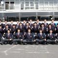 いざ明治神宮野球大会へ 2012.11.09