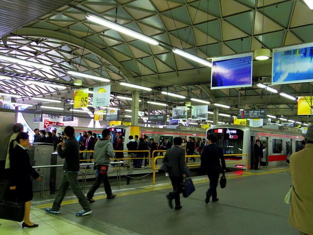 さよなら、地上の東横線渋谷駅。