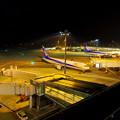 第二ターミナルを見る。