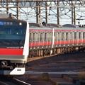 Photos: 京葉線 南船橋カーブ