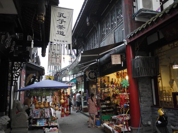 Photos: 古刹の門前町
