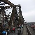 エッフェル塔の設計者が手がけた鉄橋