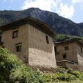 秘境に建つ家
