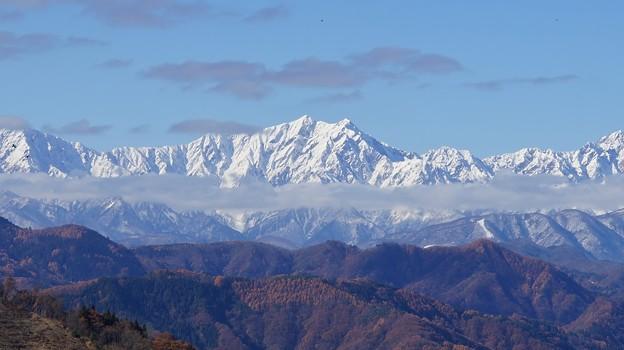 鹿島槍ヶ岳の冬201311,23