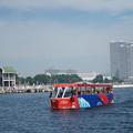 写真: 海ゆくバス