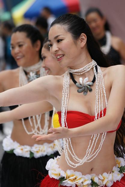 写真: フラダンス