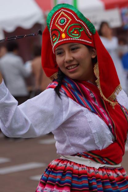 アンデス伝統芸能