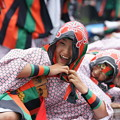 Photos: ソーラン踊り子