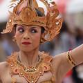 写真: タイの民族伝統芸