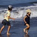 Photos: 浜遊び