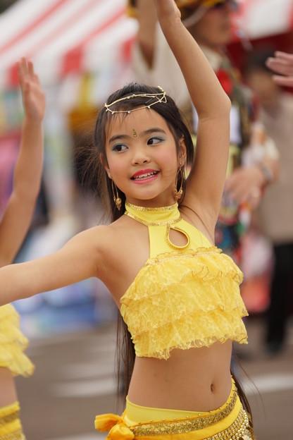 ベリーダンス