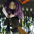 Photos: ハロウィンの魔女