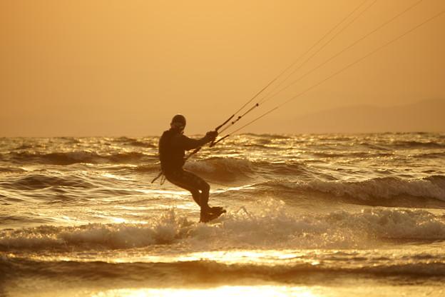 Photos: カイトサーフィン