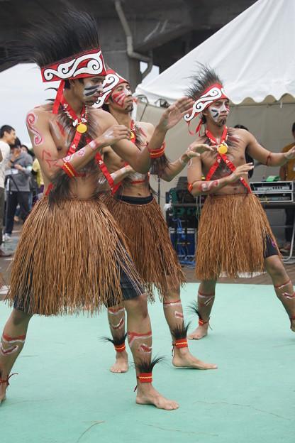 インドネシア伝統芸