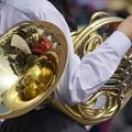 写真: 吹奏楽器