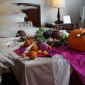 Photos: 寝室のハロウィン
