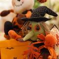 ハロウィン人形