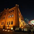Photos: 夜の赤レンガ倉庫