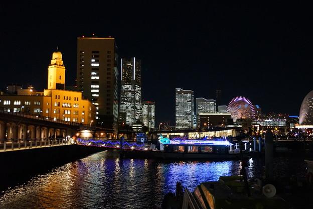 Photos: 横浜税関とMM