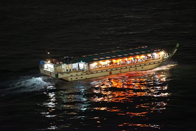 Photos: 屋形船