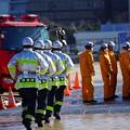 写真: 横浜消防
