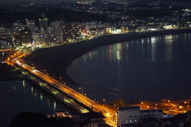 江の島大橋夜景