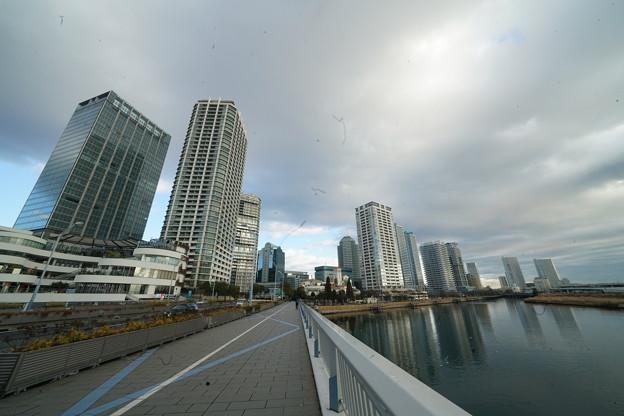 横浜のビル群