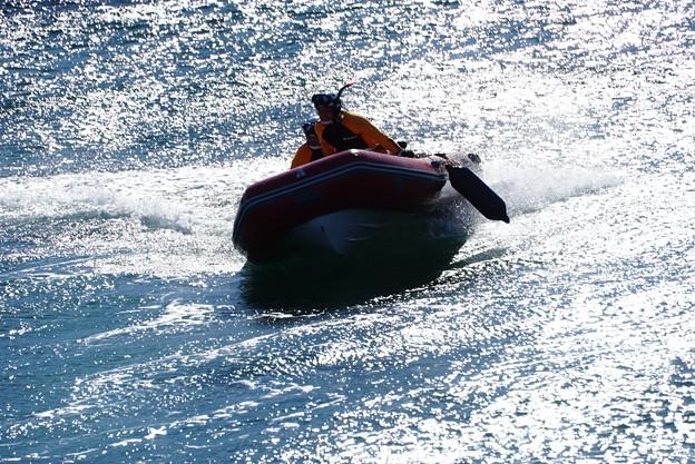 消防ボート
