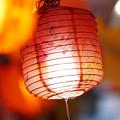 写真: 中国提灯