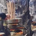 Photos: 中国線香