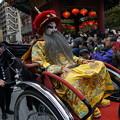 Photos: 人力車に乗る皇帝