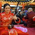 中国楽器演奏