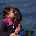 Photos: 二人の子供