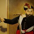 Photos: 笛吹く少年
