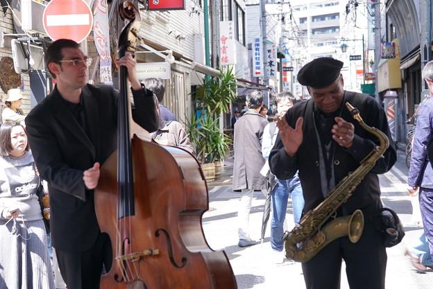Photos: ジャズ演奏