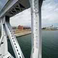 Photos: 90402鉄橋と赤レンガ倉庫