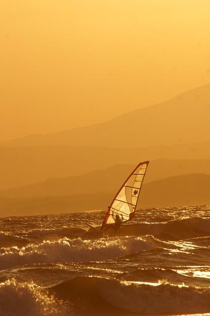 ウインドサーフィン
