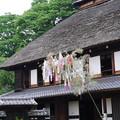 Photos: 横溝屋敷の七夕