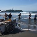 湘南の漁師