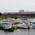 Photos: 横浜港と赤レンガ倉庫